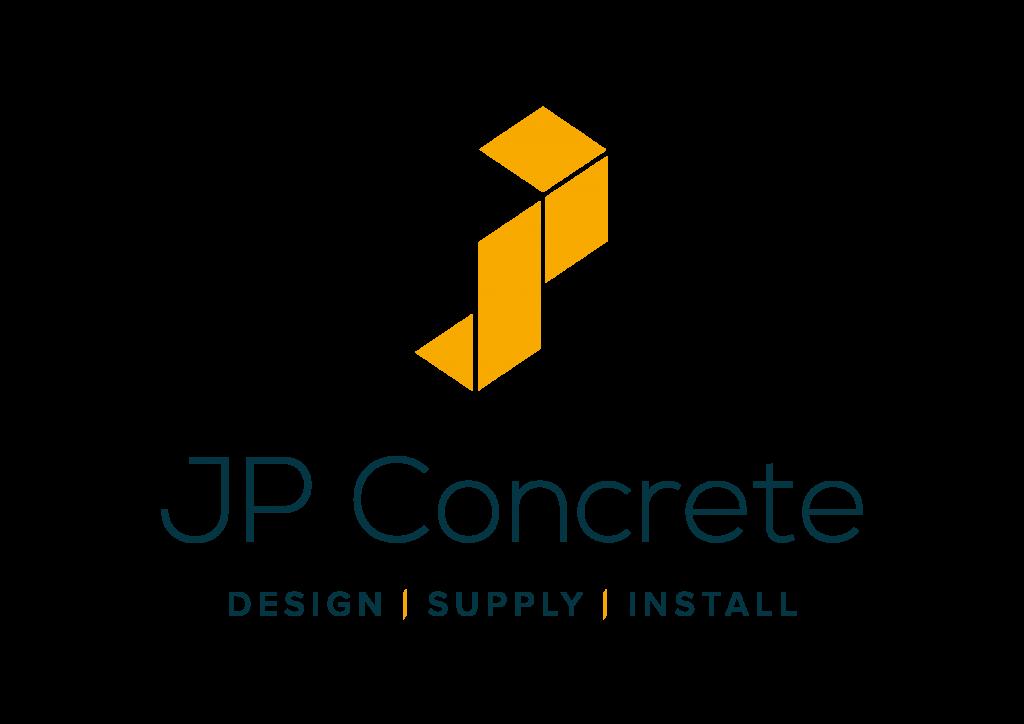 JP Concrete Logo